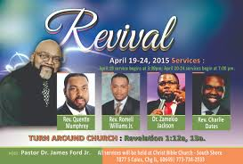 treasured truth for troubling timesupcoming events revival revival flyer 2015