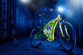 Ems Bicycle Lights Porterbike De The Right Tool For Your Officers