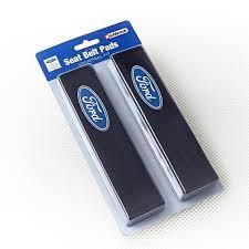 ford seatbelt pads