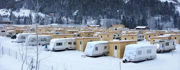 Camping Arlberg Komfortplatz Arlberg