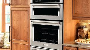 36 inch wall oven inch combination wall oven with even heat true convection 36 inch wall 36 inch wall oven