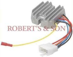 kokusan denki ag landscape utility starters alternators r s 615 10104