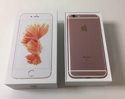 apple iphone 6s 32gb ruusukulta