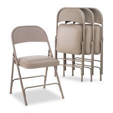 folding office chairs padded