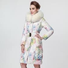 plus size fox fur hooded goose down coat winter jacket women down jackets yiclothes net