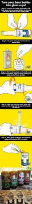 Die Besten 25 Bierflasche Gl Ser Ideen Auf Pinterest Schneiden
