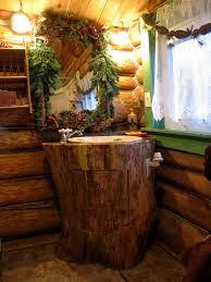 Cabin Bathroom On Pinterest Cabin Bathrooms Log Cabins And Cabin Bathroom Decor
