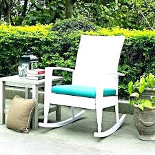 replacement outdoor high back chair cushions patio rocking