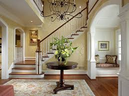 miami round center table with hardwood flooring professionals hall traditional and wall paper master staircase