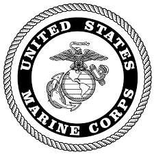Image result for black and white marine corp logo | 3d | Pinterest ...