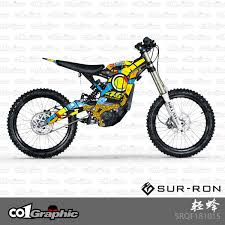 Suron Light Bee Details About Graphics Decals Stickers Full Kit For Surron Light Bee Firefly Electric Mx Bike