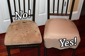 dining chair covers yes or no