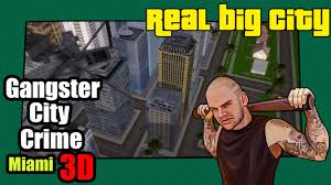Gangstar City Crime Miami 3.2 APK Download Android Action Games