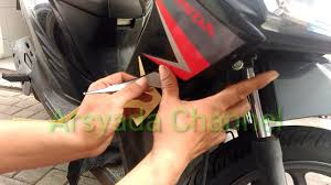 Maybe you would like to learn more about one of these? Cara Mudah Pasang Striping Motor Youtube