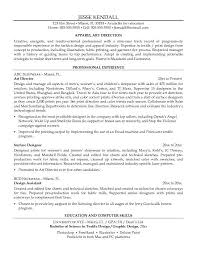 Art Therapy Resume Examples Port By Port