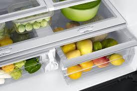 samsung refrigerator drawer.  Samsung Samsung RF23J9011SG  Crisper Drawers  Intended Refrigerator Drawer D