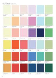 Sun Rain Colors