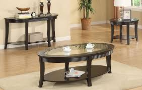 coffee table dark wood coffee table set coffee table coffee and end table set with