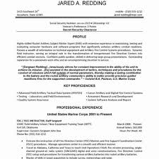 Police Sergeant Resume Cover Letter Exclusive 20 Police Resume Cover