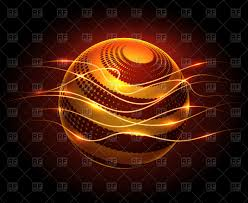 Free Abstract Logo Design Abstract Graphic Design Background With Power Energy Sphere Stock Vector Image