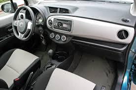 2012 Toyota Yaris Interior cockpit view - pic 14 | Original Photo ...