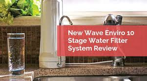the new wave enviro 10 stage water filter system is not your typical faucet filter it can easily purify water coming straight from the tap