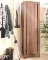 Tall Furniture Cabinets Linea Solid Walnut Furniture Shoe Cupboard Cabinet Tall Hallway