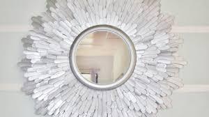 Diy Mirror How To Create A Beautiful Starburst Mirror Diy Home Tutorial