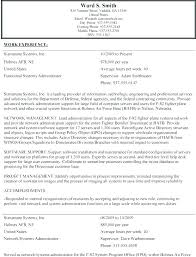 Sample Federal Cover Letter Sample Cover Letters For Government Jobs