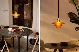 design classic lighting. Louis Poulsen PH 3½-3 Lamp In Amber \u2013 A New Design Classic Lighting
