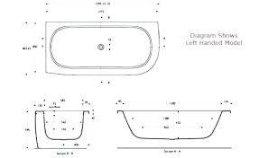 standard bathtub length standard bath length corner shower dimensions standard bathtub length bathtub sizes medium size