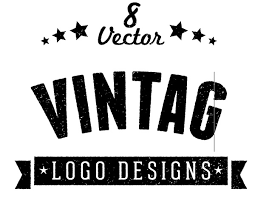 Vintage Logo Vector 8 Free Customizable Vector Vintage Style Logo Designs