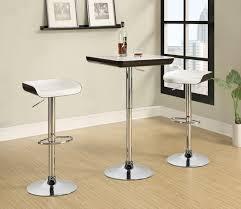 table 2 stools. bar stool table set of 2 stools