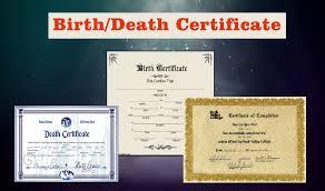 Buy Real Fake Certificates Online Fake Birth Certificates Online