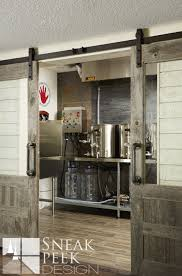 wood brew stand luxury post
