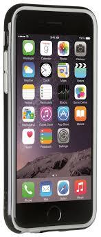 <b>Бампер</b> Puro <b>New</b> Bumper Frame для Apple iPhone 6/6S (черный)