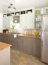 small but stylish kitchen