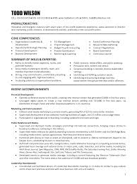 Non Profit Director Resume Examples Resume Ixiplay Free Resume Samples