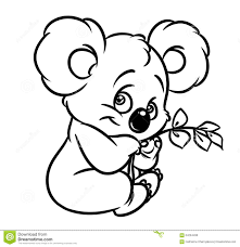 Small Picture Koala Coloring Pages To Print Archives New Page At zimeonme