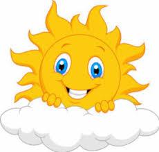 Znalezione obrazy dla zapytania gif słoneczko