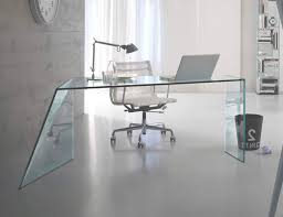 office desk glass. Office Desk : Corner Computer White Glass And \u2026 Throughout Desks A