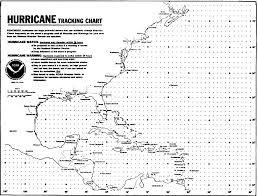 Blank Hurricane Tracking Chart Hurricanes Typhoons