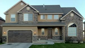 Image Result For Grey Stone And Stucco Exterior Houses Projects