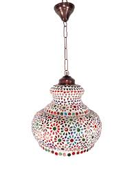 susajjit big size flower design decorative ceiling lamp 13885976 zoom image 1