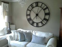 home architecture elegant extra large decorative wall clocks of diy how to make this restoration