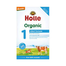 Holle Formula Organic Infant First Milk Stage 1 Usa Seller 400g Uk German Version
