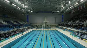 olympic swimming pool 2012. Two 50-metere Swimming Pools Set To Open In Olympic Park Pool 2012