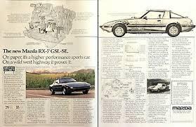 rx 7 gsl se engine diagram wiring diagram load 1984 mazda rotary engine rx7 usa market brochure catalog prospekt rx 7 gsl se engine diagram