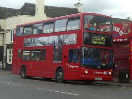 ford works stagecoach east london lx53 kao 17981 on route 175 to da flickr