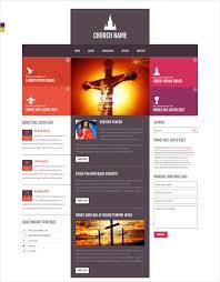 Church Website Templates Classy 28 Free Church Website Themes Templates Free Premium Templates
